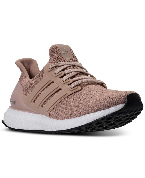 sports shoes 3cbe0 26c45 adidas Women s UltraBoost Running Sneakers from Finish ...