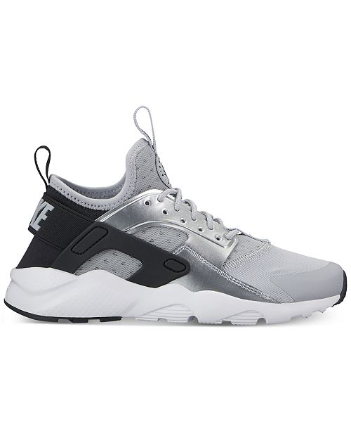 sale retailer 20085 7730d ... Nike Big Girls  Air Huarache Run Ultra Running Sneakers from Finish Line  ...
