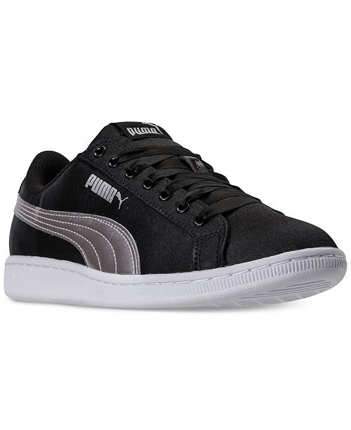 f46c71356bc Puma Women s Vikky EP Casual Sneakers from Finish Line   Reviews ...