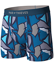 Pair of Thieves Men's Nebulae Printed Boxer Briefs