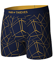 Pair of Thieves Men's Fractal Printed Boxer Briefs
