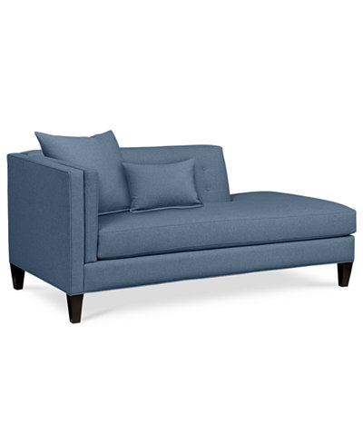 Braylei Chaise with 2 Toss Pillows - Custom Colors, Created for Macy's