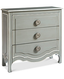 Skyline 3-Drawer Dresser, Quick Ship