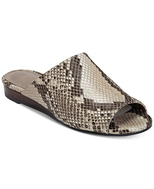 d465a3f6a85e Aerosoles Bitmap Slide Sandals   Reviews - Sandals   Flip Flops ...