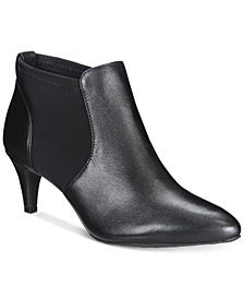 Alfani Women's Step 'N Flex Hazzel Ankle Booties, Created for Macy's