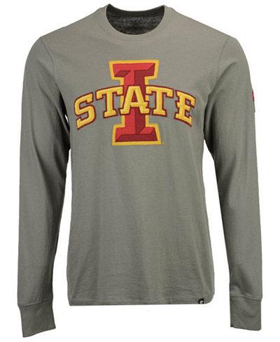 '47 Brand Men's Iowa State Cyclones Fieldhouse Long Sleeve T-Shirt