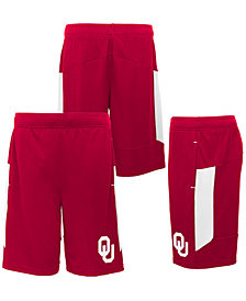 Outerstuff Oklahoma Sooners Automation Shorts, Big Boys