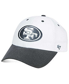 '47 Brand San Francisco 49ers Audible 2-Tone MVP Cap