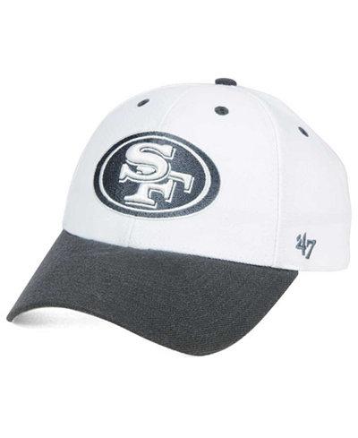 '47 Brand San Francisco 49ers Audible 2-Tone MVP Cap