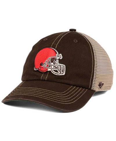 '47 Brand Cleveland Browns Trawler CLEAN UP Cap