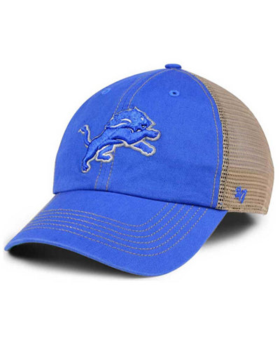 '47 Brand Detroit Lions Trawler CLEAN UP Cap
