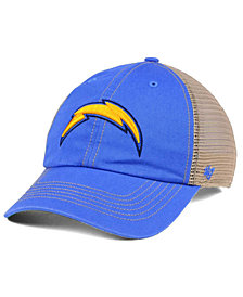 '47 Brand Los Angeles Chargers Trawler CLEAN UP Cap