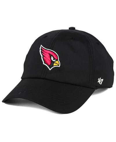 '47 Brand Arizona Cardinals Repetition Tech CLEAN UP Cap