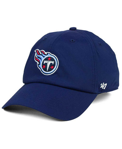 '47 Brand Tennessee Titans Repetition Tech CLEAN UP Cap