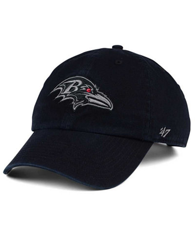 '47 Brand Baltimore Ravens Triple Rush CLEAN UP Cap