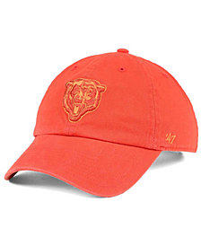 '47 Brand Chicago Bears Triple Rush CLEAN UP Cap