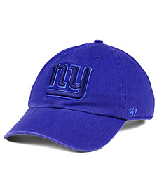 '47 Brand New York Giants Triple Rush CLEAN UP Cap