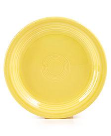 Fiesta Sunflower Appetizer Plate