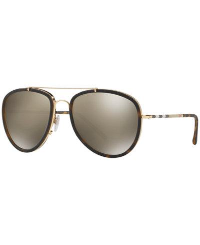 Burberry Sunglasses, BE3090Q
