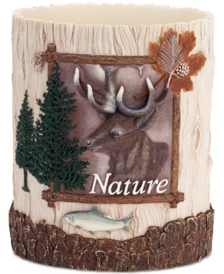 Nature Walk Wastebasket