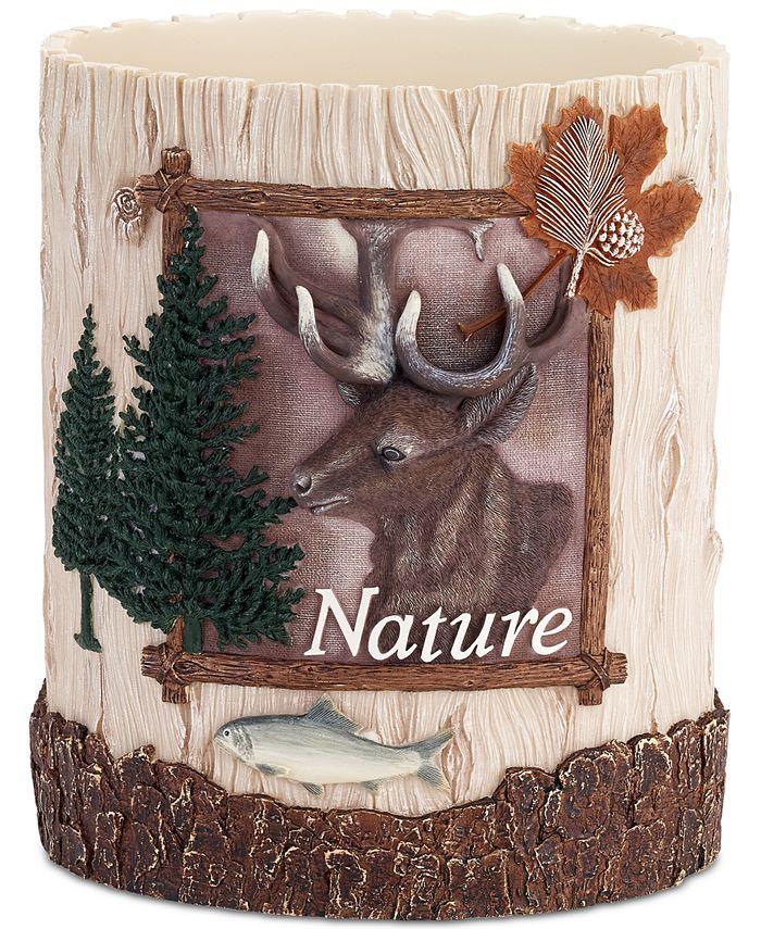 Avanti - Nature Walk Wastebasket