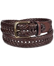 타미 힐피거 벨트 Tommy Hilfiger Mens Braided Leather Belt