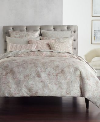 Speckle Cotton Printed Twin Comforter, Created for Macy's