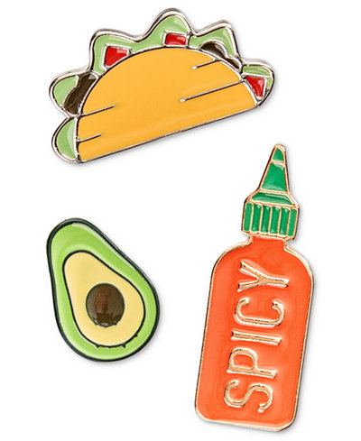 American Rag Men's Food Pin Pack, Created for Macy's