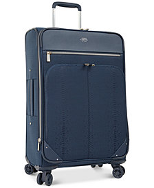 "CLOSEOUT! Vince Camuto Ameliah 28"" Expandable Softside Spinner Suitcase"