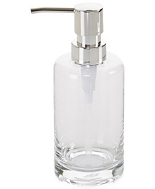 CLOSEOUT! Hotel Glass Lotion Pump Glass