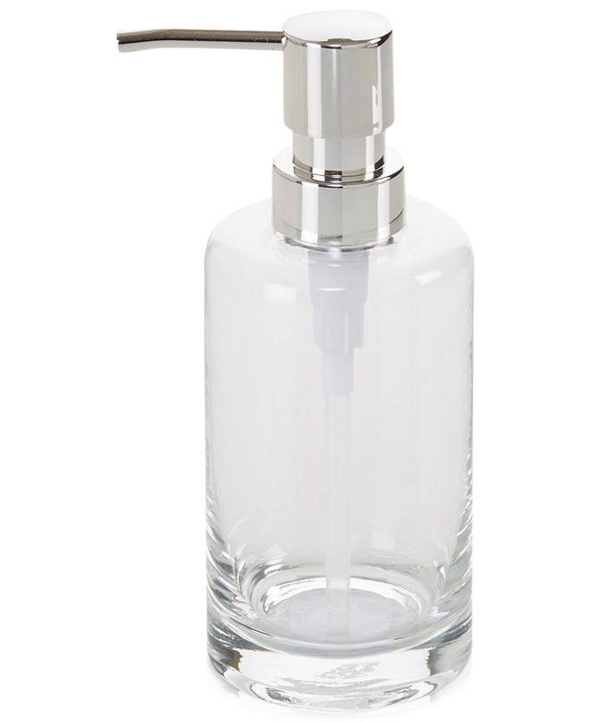 JLA Home CLOSEOUT! Hotel Glass Lotion Pump Glass
