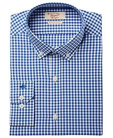 Men's Slim-Fit Comfort Stretch Dress Shirt