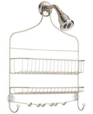 Interdesign Cero Wide Nesting Shower Caddy Bedding