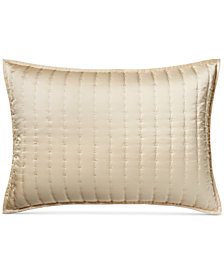 CLOSEOUT! Hotel Collection  Patina Quilted Standard Sham, Created for Macy's