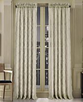 J Queen New York Gemstone Sheer Curtain Panel Collection