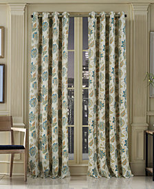J Queen New York Vancouver Blackout Grommet Curtain Panel Collection