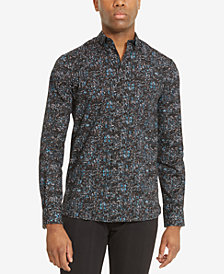 Kenneth Cole Reaction Men's Print Shirt