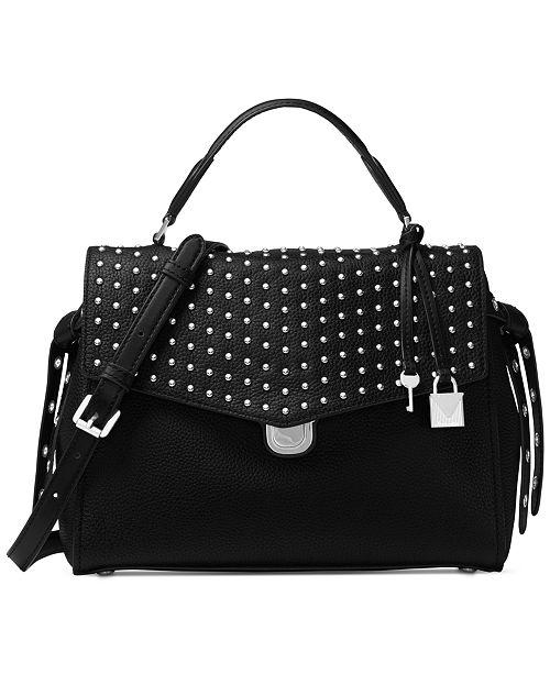 3fd6c82adf93 Michael Kors Bristol Top Handle Medium Satchel & Reviews - Handbags ...