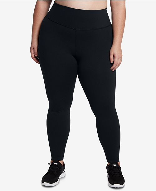 a774a1c8a1473 Nike Plus Size Power Sculpt Compression Leggings   Reviews ...