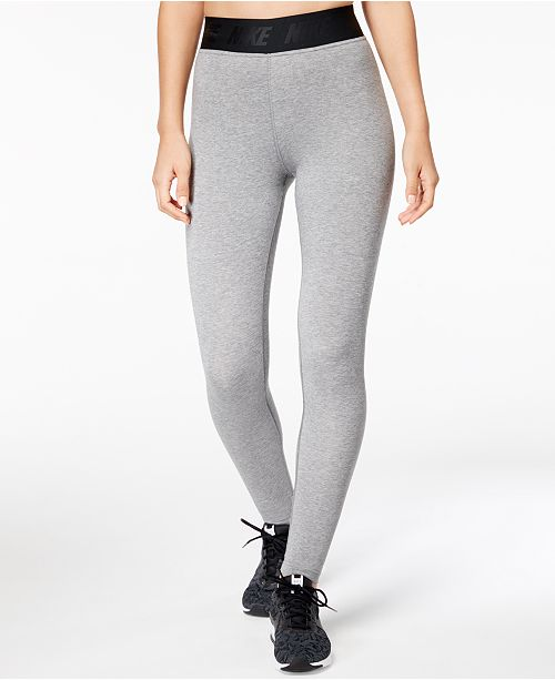 c912b950c86438 Nike Sportswear Leg-A-See Leggings   Reviews - Pants   Capris ...