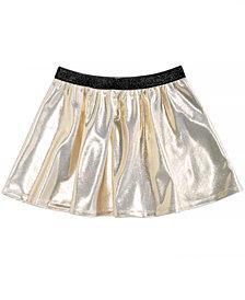 Epic Threads Gold Foil Skater Skirt, Toddler Girls, Created for Macy's
