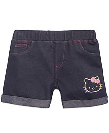Hello Kitty Little Girls Pull-on Shorts