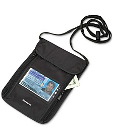 Samsonite RFID Neck Pouch