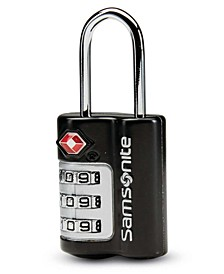3-Dial Combination Lock