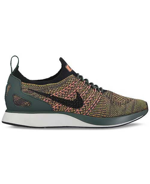 a9b221a584ca8 ... Nike Women s Air Zoom Mariah Flyknit Racer Casual Sneakers from Finish  ...