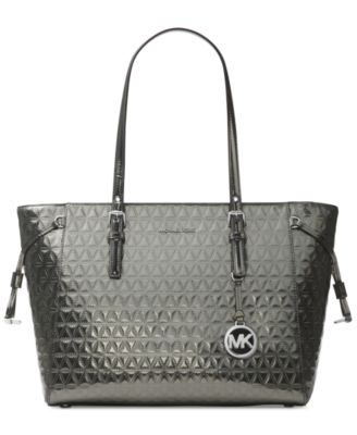 MICHAEL Michael Kors Voyager Specchio Multi-Function Top Zip Medium Tote