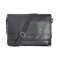 Deals on Kenneth Cole Reaction Pebbled Messenger Bag