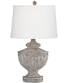 kathy ireland by Pacific Coast Villa Pompeii Table Lamp