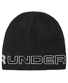 Under Armour Men's Wordmark Beanie