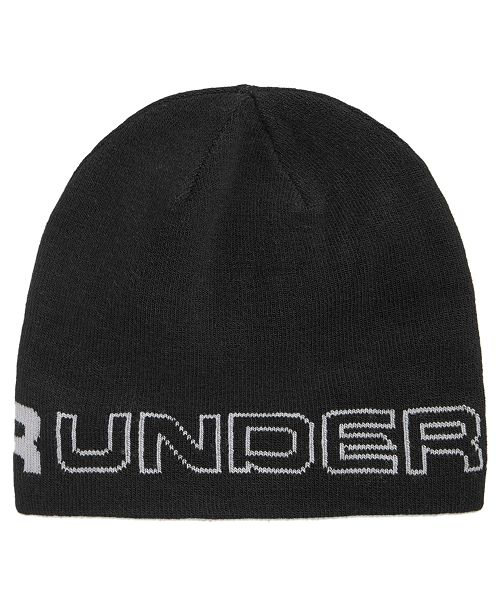 Under Armour Men s Wordmark Beanie  Under Armour Men s Wordmark Beanie ... fdc0d324c32
